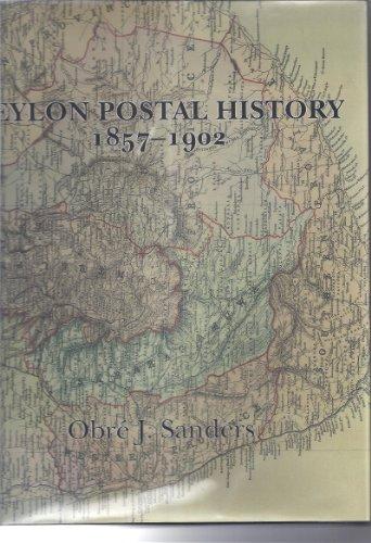 9780953485208: Ceylon Postal History, 1857-1902