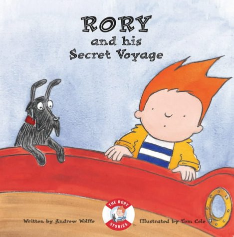 9780953494941: Rory and His Secret Voyage (Rory Stories S.)