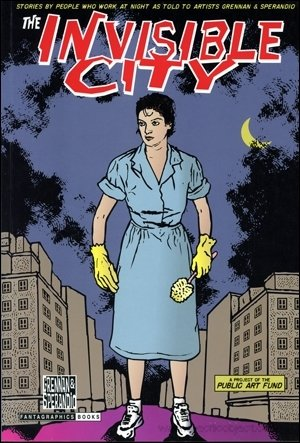 9780953517503: The invisible city: Stories by people who work at night