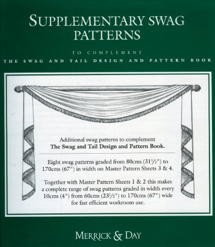 Supplementary Swag Patterns (0953526704) by Merrick, Catherine; Day, Rebecca