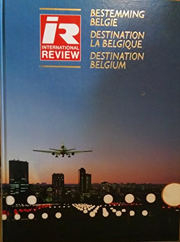 Destination Belgium, Bestemming Belgie, Destination La Belgique