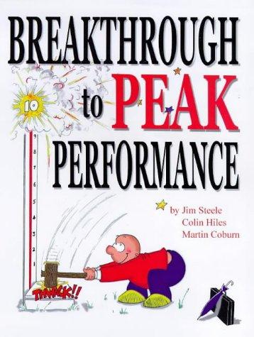 9780953555703: Breakthrough to Peak Performance