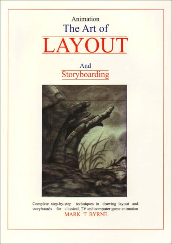 9780953573202: Animation - The Art of Layout and Storyboarding