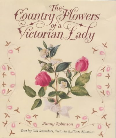 9780953578405: The Country Flowers of a Victorian Lady