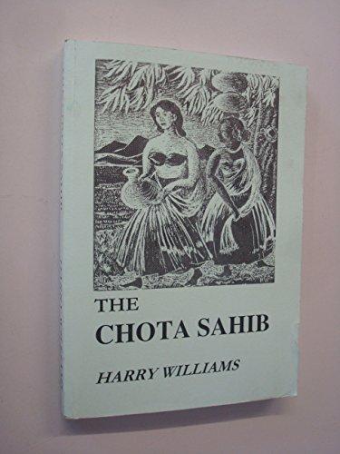 9780953579907: Chota Sahib