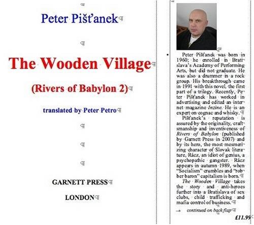 9780953587858: The Wooden Village (Rivers of Babylon)
