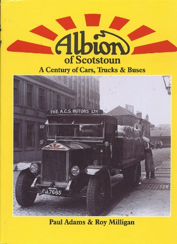 9780953594603: Albion of Scotstoun: A Century of Cars, Trucks and Buses