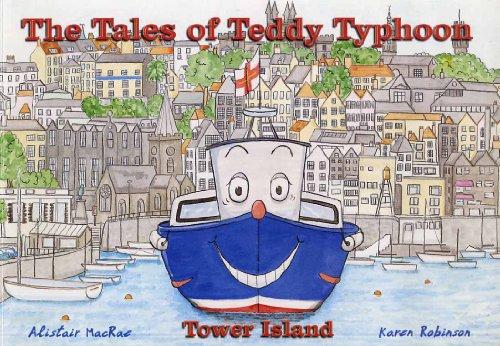 9780953596706: Tales of Teddy Typhoon: Tower Island