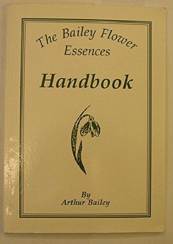 9780953602100: Bailey Flower Essences Handbook