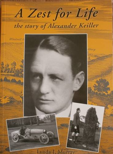 9780953603909: A Zest for Life: The Story of Alexander Keiller