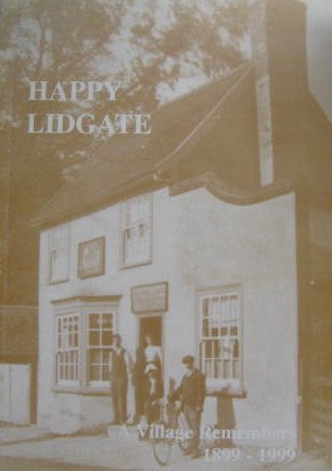 Happy Lidgate: Anthony Foreman