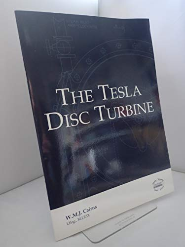 9780953652327: The Tesla Disc Turbine