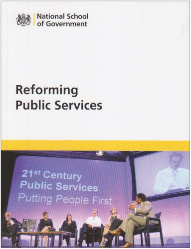 9780953668830: Reforming public services: 21st century public services: putting people first