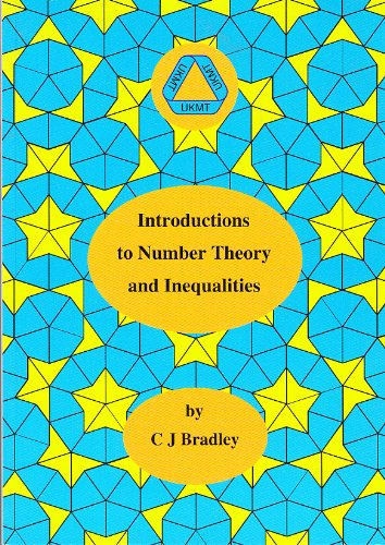 9780953682386: Introductions to Number Theory and Inequalities