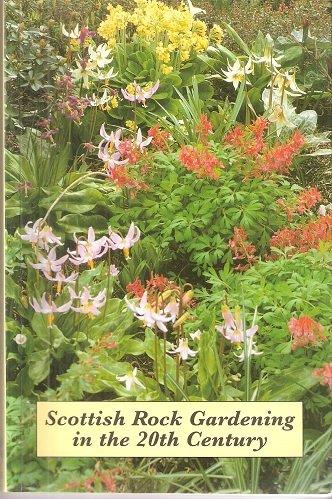 Scottish Rock Gardening in the 20th Century: McKelvie, Alastair