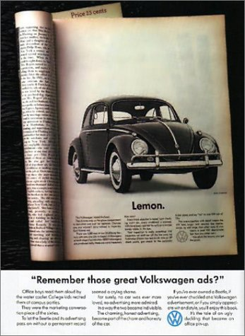 9780953703210: Remember Those Great Volkswagen Ads?
