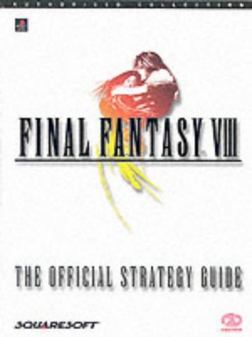 9780953711208: Final Fantasy VIII Official Strategy Guide