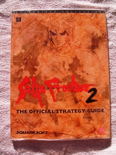 9780953711260: Saga Frontier 2 Official Strategy Guide