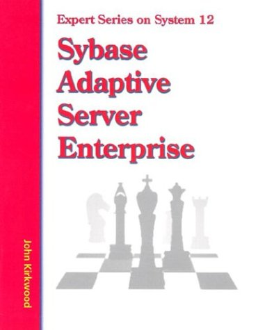 9780953715510: Sybase Adaptive Server Enterprise: Database Consistency Checking (Expert Series on System 12)