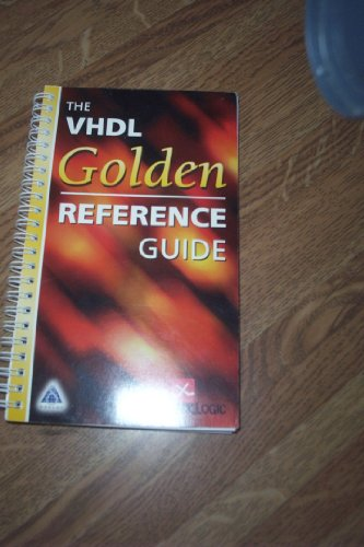 9780953728015: VHDL Golden Reference Guide