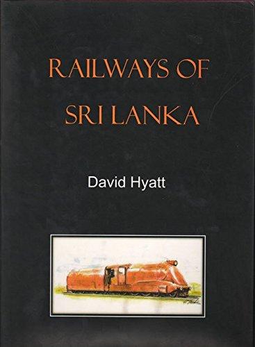 9780953730407: Railways of Sri Lanka