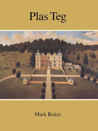 9780953744046: Plas Teg: A Jacobean Country House
