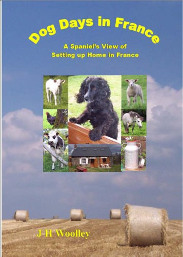 9780953759439: Dog Days in France: A Spaniel's View of Setting Up Home in France: 1