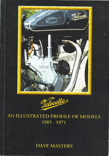 9780953773343: Velocette: An Illustrated Profile of Models 1905-1971