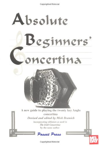 9780953783700: Absolute Beginners Concertina