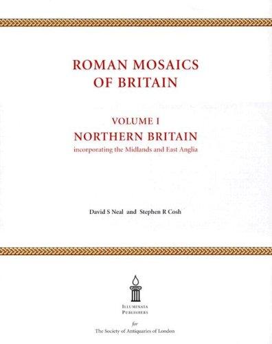 9780953784523: Roman Mosaics of Britain: 1