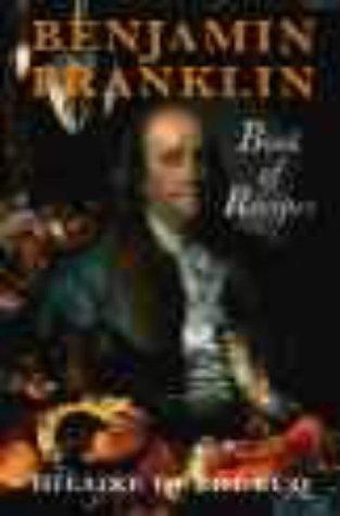 9780953786800: Benjamin Franklin Book of Recipes