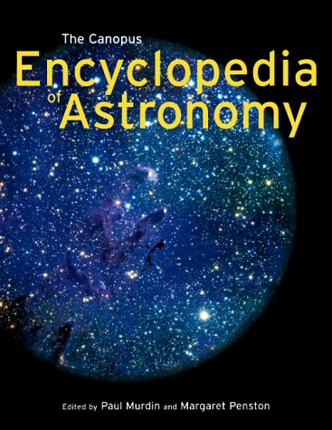 9780953786886: The Canopus Encyclopedia of Astronomy