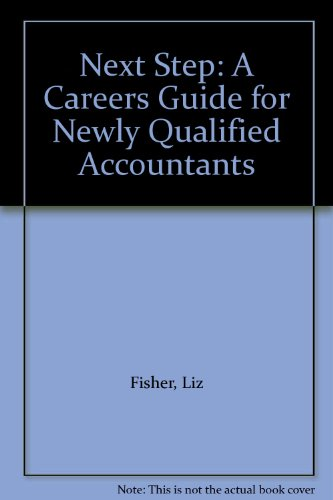 9780953788804: Next Step: A Careers Guide for Newly Qualified Accountants