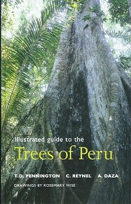 9780953813438: Illustrated Guide to the Trees of Peru
