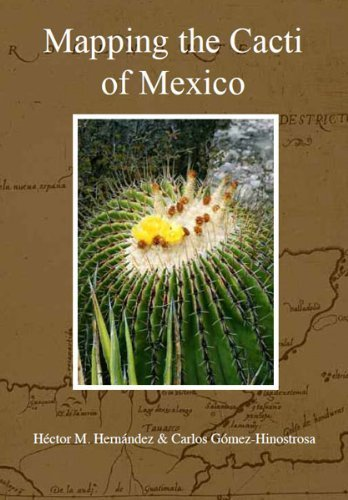 9780953813483: Mapping the Cacti of Mexico (Succulent Plant Research, 7)