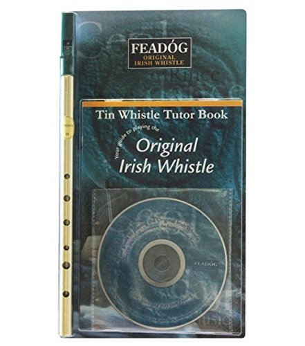 9780953816330: Feadog Triple Pack [With Irish Whistle and CD] (Penny & Tin Whistle)