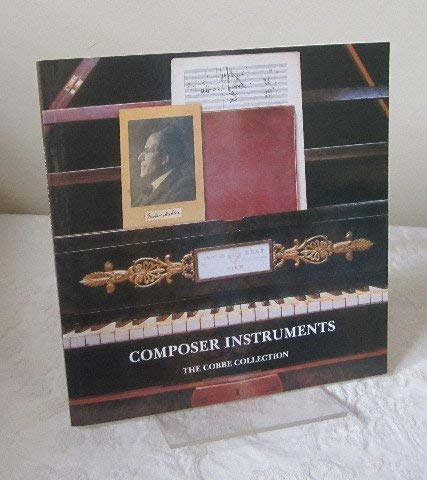 Composer Instruments: Catalogue of the Cobbe Collection: Cobbe, Alec