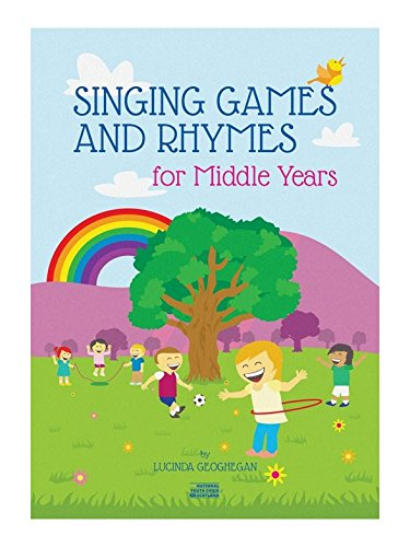 9780953826193: Singing Games and Rhymes for Middle Years