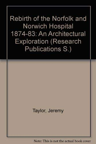 The Rebirth of the Norfolk and Norwich: Jeremy Taylor