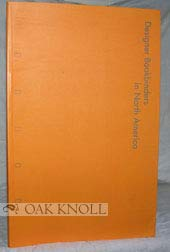 Designer Bookbinders in North Ameica, exbibition of