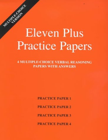 Eleven Plus Practice Papers 1 to 4: AFN Publishing