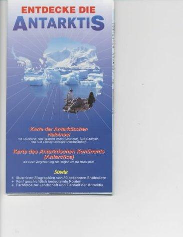 9780953861835: Antarctic Explorer