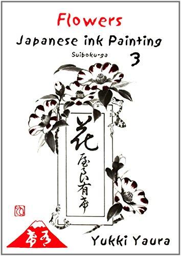 9780953869220: Flowers: Japanese Ink Painting Suiboku-ga