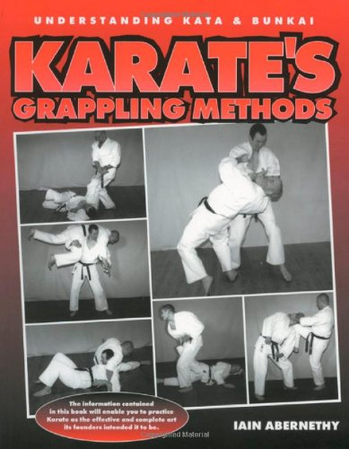 9780953893201: Karate's Grappling Methods