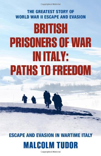 9780953896479: British Prisoners of War in Italy: Paths to Freedom