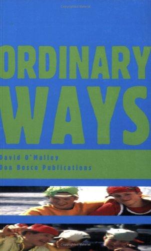9780953899142: Ordinary Ways