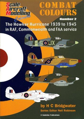 9780953904044: Combat Colours No.2 Hawker Hurricane 1939/1945