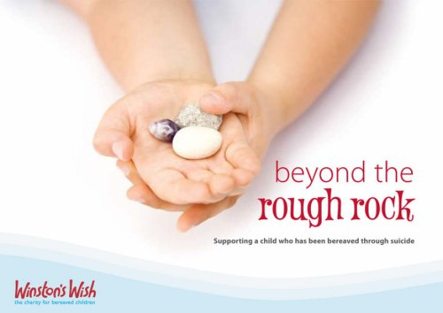 9780953912377: Beyond the Rough Rock: Supporting a Child Who Has Been Bereaved Through Suicide