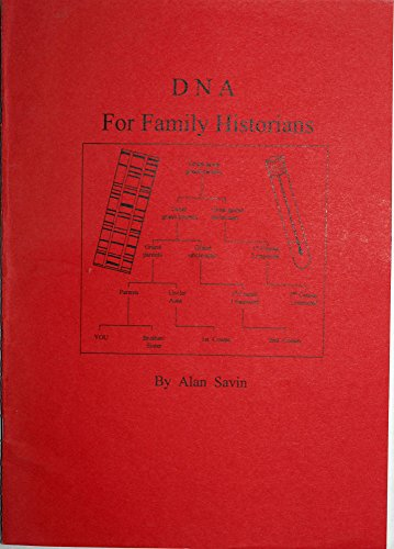 9780953917105: DNA for Family Historians