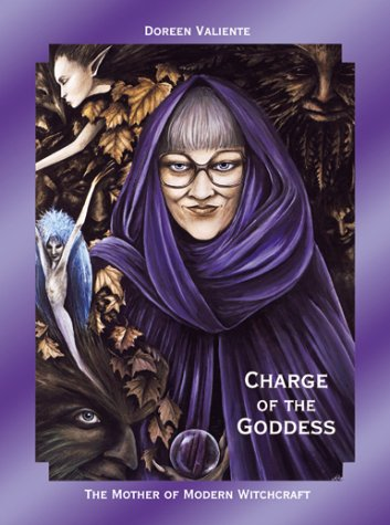 9780953920402: Charge of the Goddess: The Mother of Modern Witchcraft